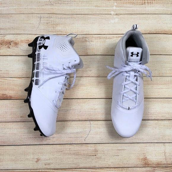 Under Armour Other - Under Armour Banshee Ripshot Lacrosse Cleats NEW
